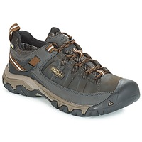 Topánky Muži Turistická obuv Keen TARGHEE III WP Kaki