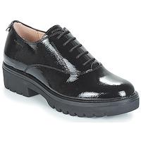 Topánky Ženy Derbie Stonefly PERRY II 1 PATENT Čierna