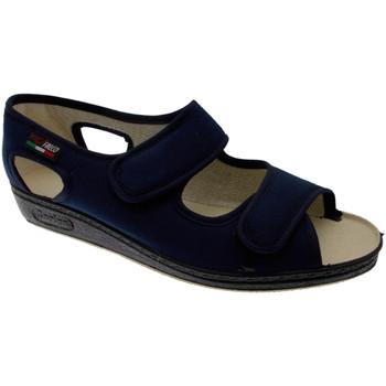 Topánky Ženy Papuče Gaviga GA180bl blu