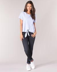 Oblečenie Ženy Rovné džínsy Lee ELLY ZIP Čierna
