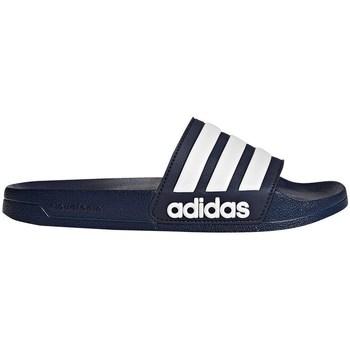 Topánky Muži športové šľapky adidas Originals Adilette Shower Tmavomodrá