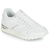 Topánky Ženy Nízke tenisky Versace Jeans TAPADO Biela