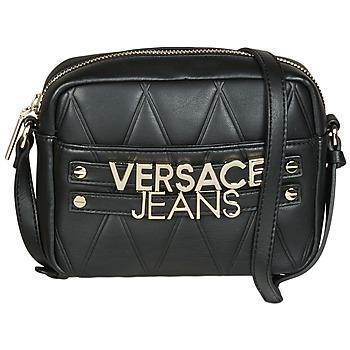 Tašky Ženy Tašky cez rameno Versace Jeans SOTARA Čierna