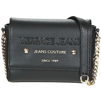 Tašky Ženy Tašky cez rameno Versace Jeans SINLAGA Čierna