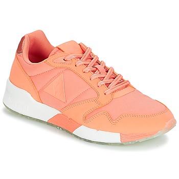Topánky Ženy Nízke tenisky Le Coq Sportif OMEGA X W METALLIC Ružová / Koralová