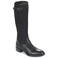 Topánky Ženy Čižmy do mesta Mam'Zelle XANE Čierna