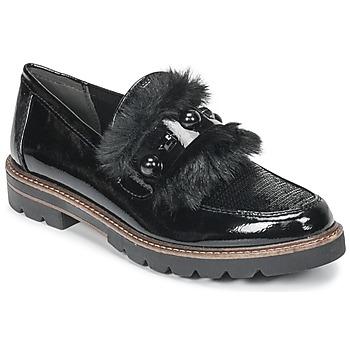 Topánky Ženy Mokasíny Marco Tozzi TANIT Čierna