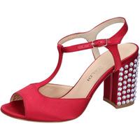 Topánky Ženy Sandále Lella Baldi AH826 Červená