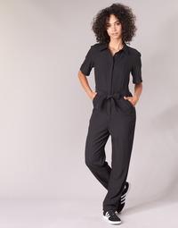 Oblečenie Ženy Módne overaly G-Star Raw BRISTUM DC JUMPSUIT Čierna