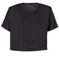 Oblečenie Ženy Blúzky G-Star Raw COLLYDE WOVEN TEE Čierna
