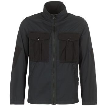 Oblečenie Muži Bundy  G-Star Raw TYPE C UTILITY PM OVERSHIRT Čierna