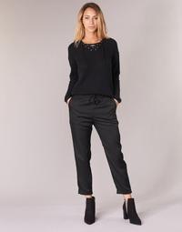 Oblečenie Ženy Padavé nohavice G-Star Raw BRONSON JOG Čierna