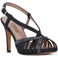 Topánky Ženy Sandále Albano RASO NERO Nero