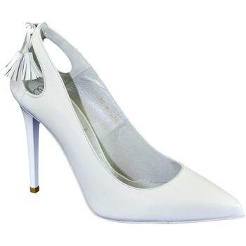 Topánky Ženy Lodičky John-C Dámske biele lodičky BONNIE biela