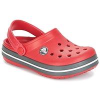 Topánky Deti Nazuvky Crocs CROCBAND CLOG KIDS Červená