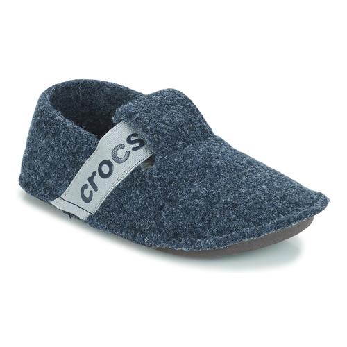 Topánky Deti Papuče Crocs CLASSIC SLIPPER K Námornícka modrá