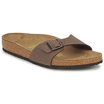 Topánky Muži Šľapky Birkenstock MADRID Hnedá