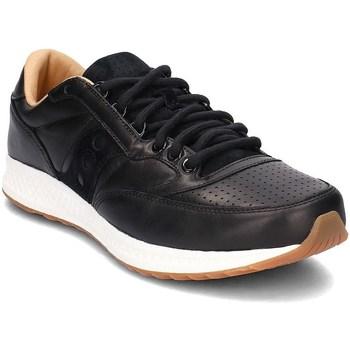 Topánky Muži Nízke tenisky Saucony Freedom Runner Čierna