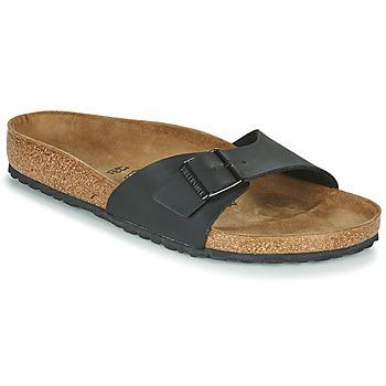 Topánky Muži Šľapky Birkenstock MADRID Čierna