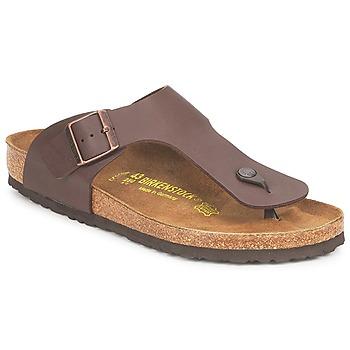 Topánky Muži Žabky Birkenstock RAMSES Hnedá