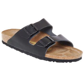 Topánky Muži Šľapky Birkenstock ARIZONA Čierna