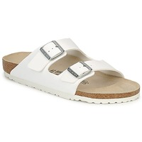 Topánky Muži Šľapky Birkenstock ARIZONA Biela