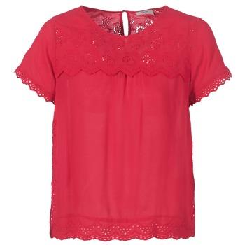 Oblečenie Ženy Blúzky Betty London JALILI Červená
