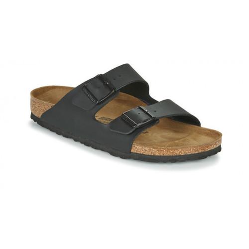 Topánky Šľapky Birkenstock ARIZONA Čierna
