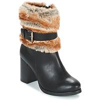 Topánky Ženy Čižmičky LPB Shoes JESSY Čierna