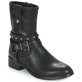 Topánky Ženy Polokozačky LPB Shoes LOUNA Čierna