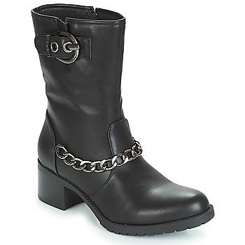 Topánky Ženy Čižmičky Les Petites Bombes LOANNE Čierna