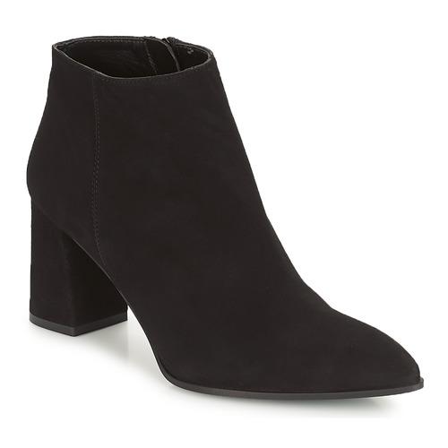 Topánky Ženy Čižmičky Paco Gil CAROLINA Čierna