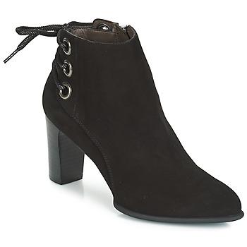Topánky Ženy Čižmičky Perlato OERAD Čierna