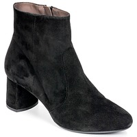 Topánky Ženy Čižmičky Perlato JERANA Čierna
