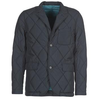 Oblečenie Muži Bundy  Vicomte A. ODIN QUILTED BLAZER Námornícka modrá