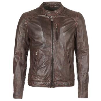Oblečenie Muži Kožené bundy a syntetické bundy Oakwood AGENCY Hnedá