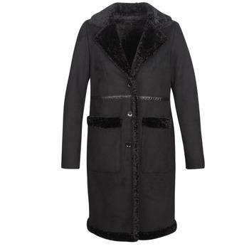 Oblečenie Ženy Kabáty Oakwood PORTOBELLO Čierna
