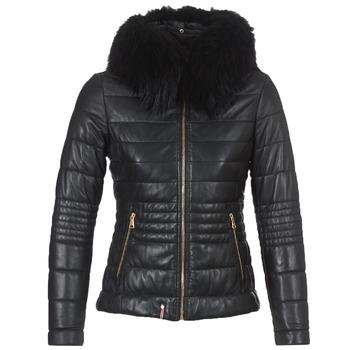 Oblečenie Ženy Vyteplené bundy Oakwood JELLY Čierna