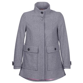 Oblečenie Ženy Kabáty Benetton MARTINO Šedá