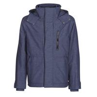 Oblečenie Muži Bundy  Benetton MARDAN Námornícka modrá