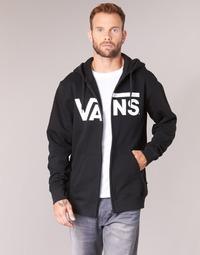Oblečenie Muži Mikiny Vans VANS CLASSIC ZIP HOODIE Čierna