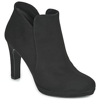 Topánky Ženy Čižmičky Tamaris LYCORIS Čierna