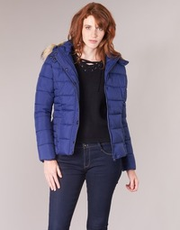 Oblečenie Ženy Vyteplené bundy Kaporal GOLDY Námornícka modrá