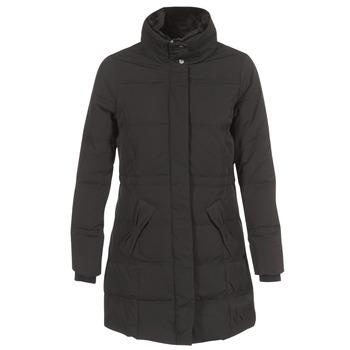 Oblečenie Ženy Kabáty Naf Naf BULODI Čierna