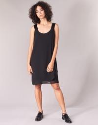 Oblečenie Ženy Krátke šaty Naf Naf KLOE Čierna