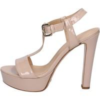 Topánky Ženy Sandále Mi Amor Sandále BY169 Ružová