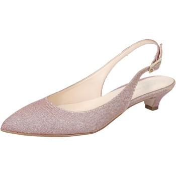 Topánky Ženy Sandále Olga Rubini Sandále BY275 Ružová