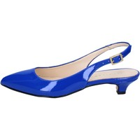 Topánky Ženy Sandále Olga Rubini Sandále BY278 Modrá