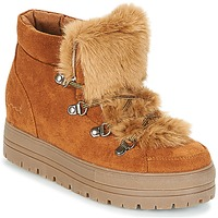 Topánky Ženy Polokozačky Coolway OSLO Ťavia hnedá