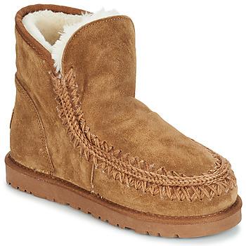 Topánky Ženy Polokozačky Coolway ZOW Ťavia hnedá